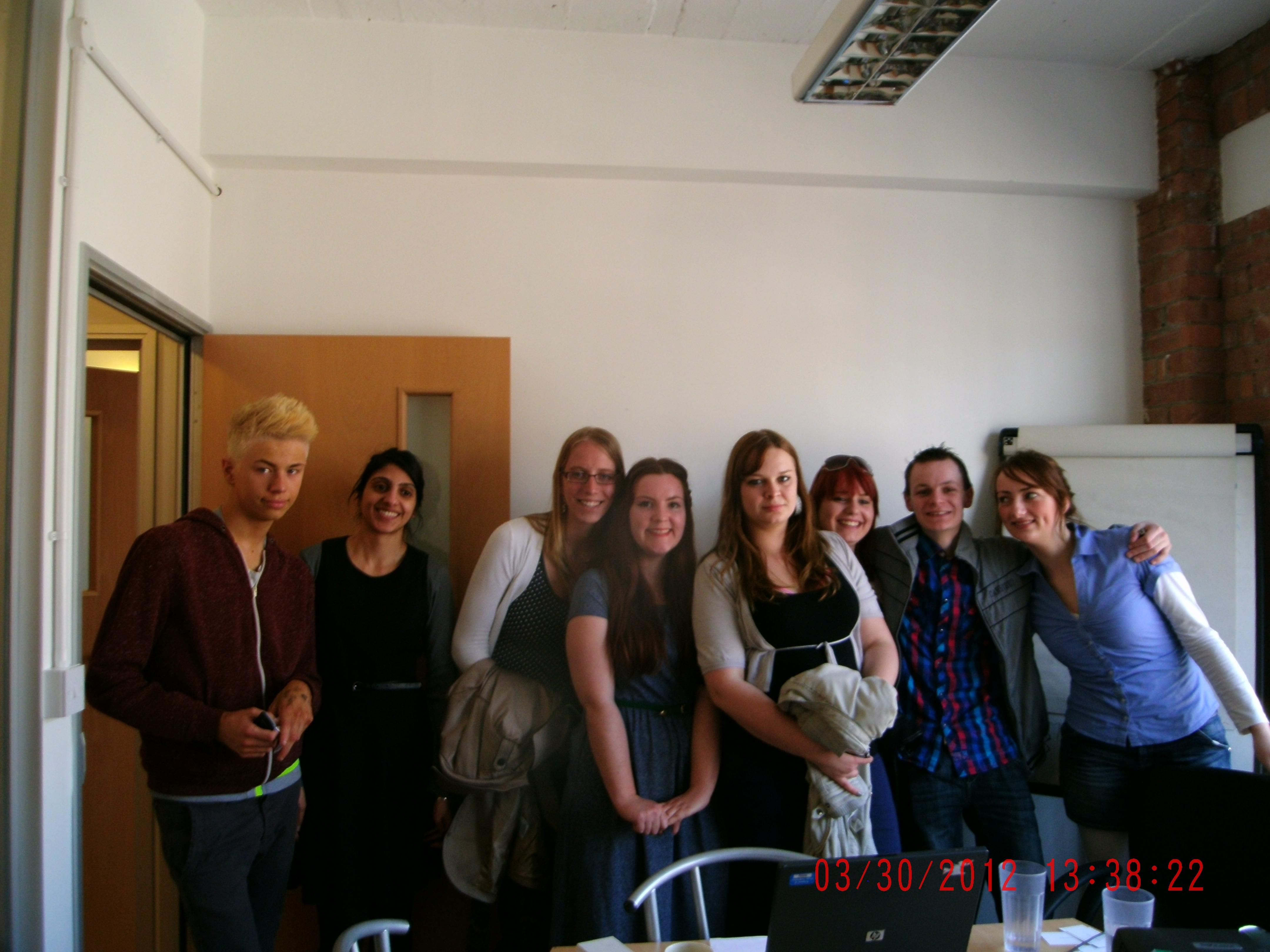 Open Talent Foyer Federation : Jongeren uit capelle aan de ijssel en foyer van